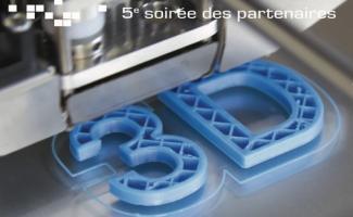 Soirée sur la fabrication additive