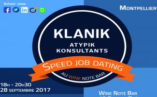 Speed JOb Dating KLANIK