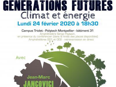 Soirée DDRS sur le thème de la transition énergétique