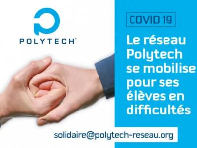 Soutenez les élèves du réseau Polytech